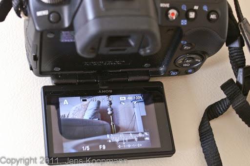 Sony Alpha 55