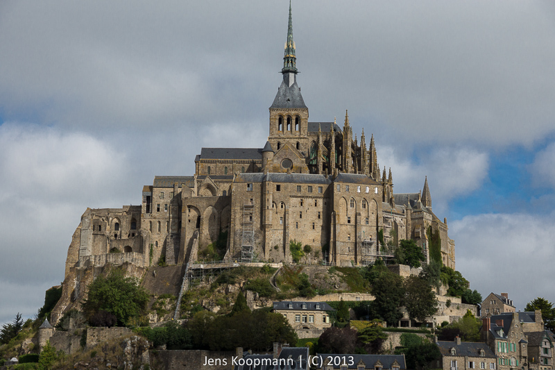 Reisebericht Bretagne und Paris – Tag 2: Mont Saint Michel und Dol-de-Bretagne | Stichwörter: Abtei, Bretagne, Dol-de-Bretagne, Klosterberg, Mont Saint Michel, Normandie, St. Samson | Kategorien: Reisebericht Bretagne und Paris, Reiseberichte