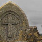 Der alte Friedhof in St. Finian's Bay