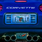 Finally a Corvette