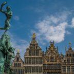 Hand werpen in Antwerpen