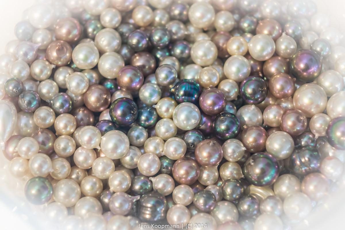 Perlen  Mallorca-Perlen - Perlen, die keine sind