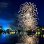 Kurztutorial: Feuerwerke fotografieren