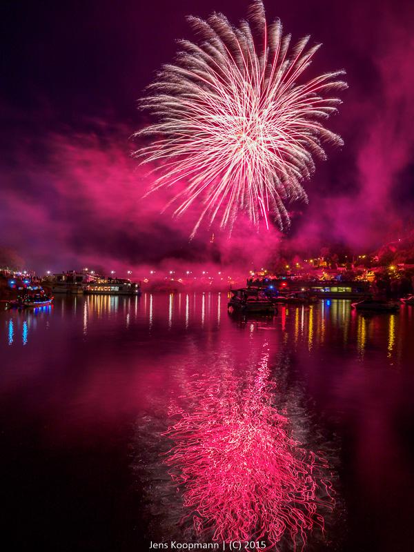 Mein fotografischer Jahresrückblick 2015 | Stichwörter: Feuerwerk, Mosel, Trier | Kategorien: Allgemein, Deutschland, Landschaftsfotografie, Portfolio, Sonstige Bilder