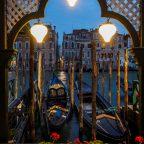 Postkartenromantik am Canale Grande