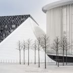 Winter an der Luxemburger Philharmonie