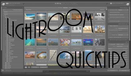 Lightroom-Quicktips – Folge 2: Beim Import Bilder nach Datum auf Ordner verteilen