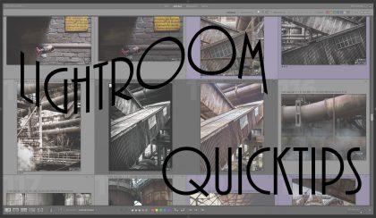 Lightroom-Quicktips – Folge 6: Ursprungsbilder und Kopien automatisch stapeln