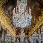 Im Spiegelsaal von Versailles