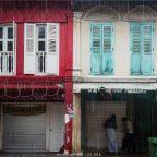 Eine Kreuzfahrt durch Asien – Tag 16: Tropischer Regen in Singapur