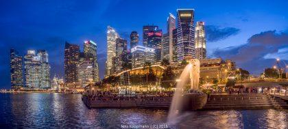 Eine Kreuzfahrt durch Asien – Tag 17: Kulturenmix in Singapur