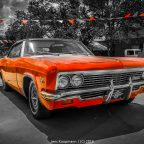 Litte red Chevrolet