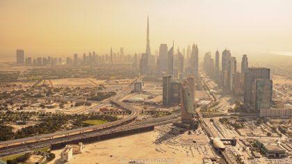 Dubai die Zweite - Teil 2: Atlantis the Palm und mit dem Heli über Dubai