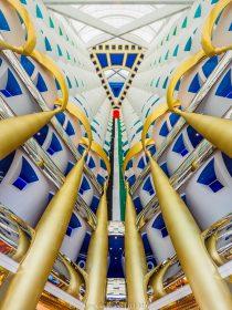 Dubai die Zweite - Teil 3: Ibn Battuta und das Burj Al Arab