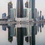 Dubai die Zweite – Teil 5: Sonnenaufgang in Business Bay, Malls und die Marina