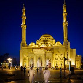 Dubai die Zweite – Teil 6: Auf ins Nachbaremirat Sharjah