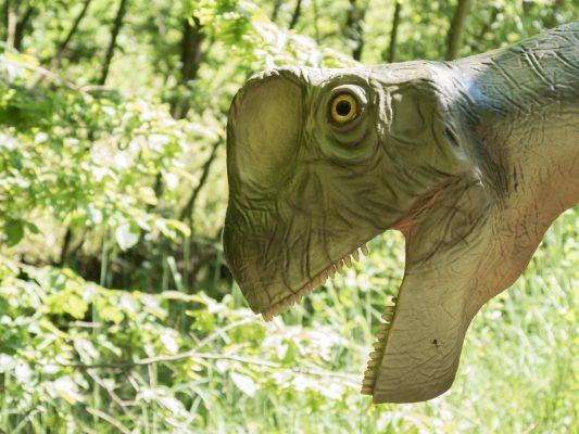 Dinosaurierpark in der Eifel