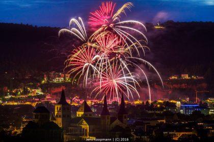Ein frohes neues Jahr 2017 (und ein Rückblick auf 2016)