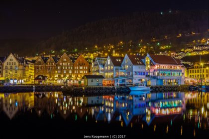 Mit der MS Lofoten auf die Hurtigrute - Teil 1: Auf nach Bergen