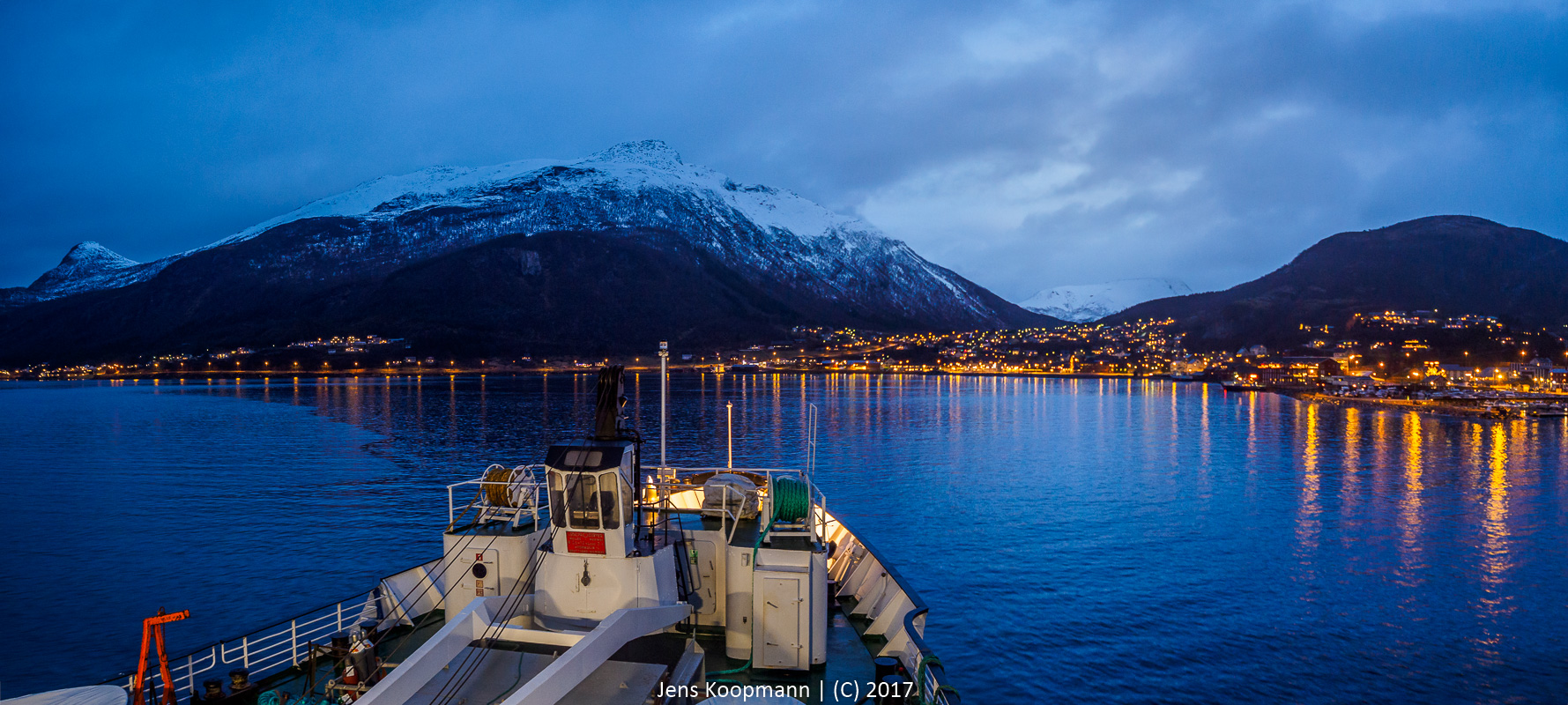 Mit der MS Lofoten auf die Hurtigrute – Teil 5: Über den Polarkreis bis nach Bodø