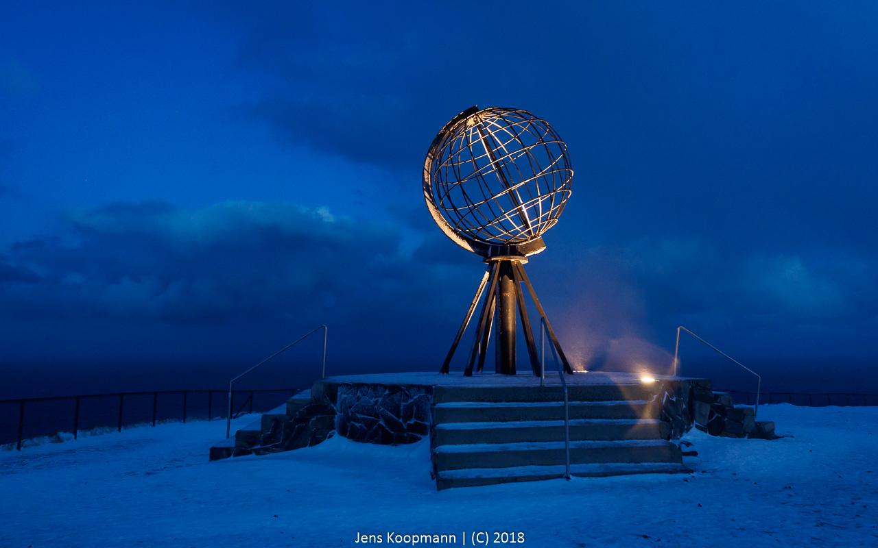 Mit der MS Lofoten auf die Hurtigrute – Teil 7: Ausflug zum Nordkap
