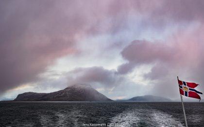 Mit der MS Lofoten auf die Hurtigrute – Teil 11: Zurück in den Landen des Sonnenaufgangs