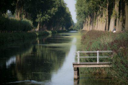 Urlaub an der belgischen Küste - Tag 14 und 15: Ein Schlossbesuch und eine Bootsfahrt zum Abschied