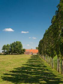 Urlaub an der Belgischen Küste - Tag 2: Wanderung durch die Polderlandschaft