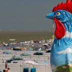 Urlaub an der Belgischen Küste – Tag 5: De Han und Feuerwerk in Knokke