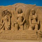 Urlaub an der Belgischen Küste – Tag 3: Sandskulpturen in Ostende