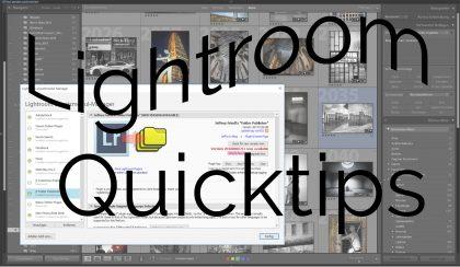 Lightroom-Quicktips – Folge 9: Nicht mehr benötigte Bilder aus dem Katalog entfernen und sichern