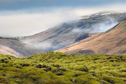 Island 2017 - Das Lavafeld von Eldhraun