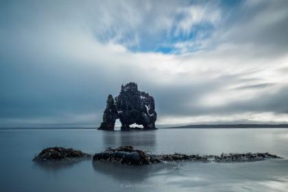 Island 2017 - Hvítserkur