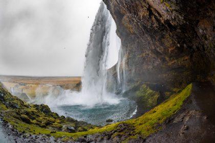 Island 2017 - Seljalandsfoss