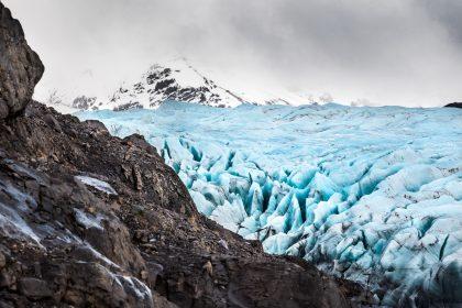 Island 2017 - Svínafellsjökull  Gletscher