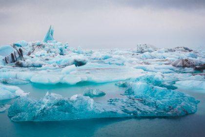 Island 2017 - Jökulsárlón Glacier Lagoon