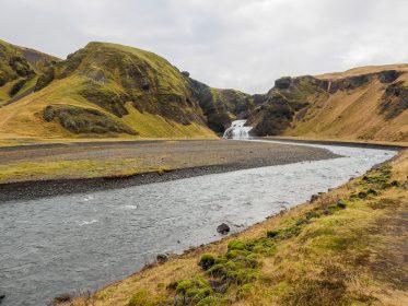 Island 2017 - Stjórnarfoss