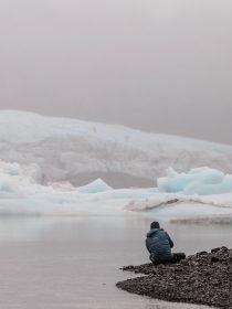 Island 2017 - Fjallsárlón Glacial Lagoon