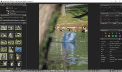FastRawViewer - Bilder aussortieren leicht gemacht