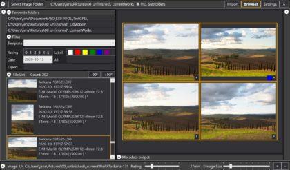Ein Fototool entsteht – Photography Toolbox Fortschritte im Oktober 2020