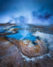 Island 2017 - Hverir