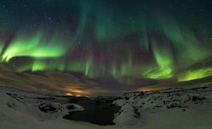 Island 2017 - Nordlichter