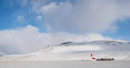 Island 2017 - Skagi, Barnafoss & Hraunfossar