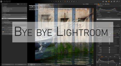 Bye bye Lightroom? Nach fast 15 Jahren arbeite ich nun mit Capture One Pro